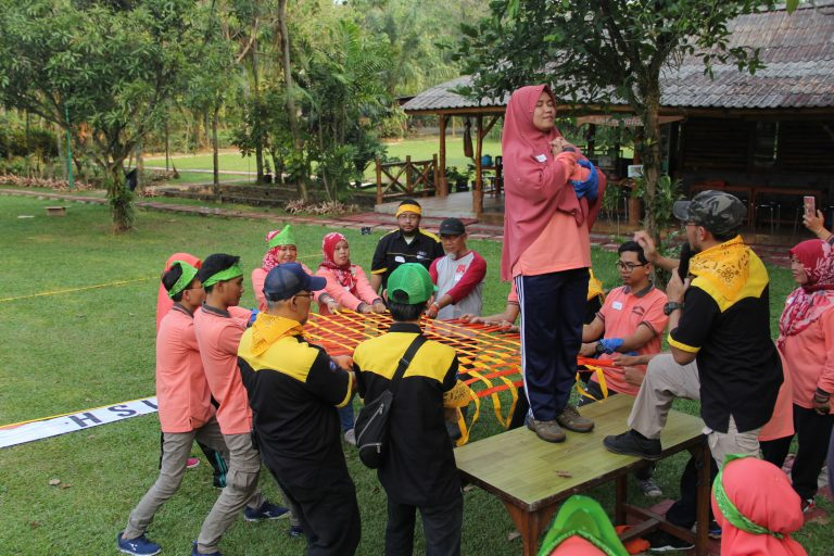 Team Builing Outbound Training